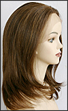 Lace Front Wig HRH LACE WIG Lauren, Hollywood Remy hair wig, color F4/30
