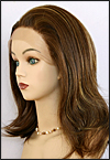 Lace Front Wig HRH LACE WIG Lauren, Hollywood Remy hair wig, color F4/27