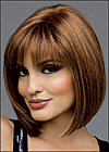 Envy mono top wig Carley (color shown light brown)