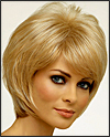 Envy mono top wig Kellie (color shown medium blonde)