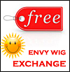 Free Exchange - for all Envy Wigs