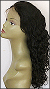 Origins Wig 25mm Curl, Indian Remy human hair lace front wig, style OW-25mmCurl-natural