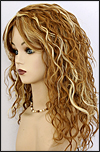Human hair wig Haley, Magic Touch Collection Wig