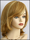 Human hair wig MTH3005A, Magic Touch wig Collection