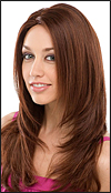 Human hair wig H LESLIE, SEPIA Wig Collection