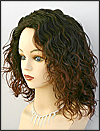 Human hair wig H JEANNETTE, SEPIA Wig Collection