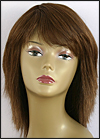 Human hair wig H PASSION, SEPIA Wig Collection