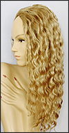 Human hair wig H HOLLYWOOD, SEPIA Wig Collection