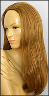 Human hair wig H ASHILY, SEPIA Wig Collection