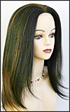 "Lace Front Wig, Zury Lace Wig Alicia, Synthetic hair, in stock <font color = ""#660000"">($19.99) </font color = ""#660000"">"