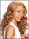 "LACE WIG CH-TRICIA, Sister Chiffon Double Lace Front Wig, Remy fiber lace front wig, in stock <font color = ""#660000"">($24.99) </font color = ""#660000"">"