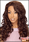 LACE WIG CH-MISHA, Sister Chiffon Double Lace Front Wig, Remy fiber lace front wig, in stock