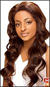 LACE WIG CH-STAR, Sister Chiffon Double Lace Front Wig, Remy fiber lace front wig, in stock