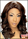 LACE WIG CH-DIDDY, Sister Chiffon Double Lace Front Wig, Remy fiber lace front wig, in stock
