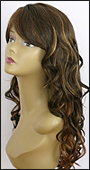 Synthetic wig Evelyn, Magic Touch wig collection