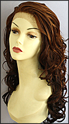 Lace Front Wig Dolled Up, Flaunt Wig Collection