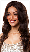 SEPIA Lace Front Wig YANI, Heat-Resistant Synthetic Fiber, in stock