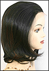 SEPIA Lace Front Wig Opal, Heat-Resistant Futura Synthetic Fiber,in stock