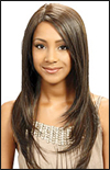 Monofilament wig, BOBBI BOSS Lace mono top wig Sutra, Heat-proof Synthetic hair wig