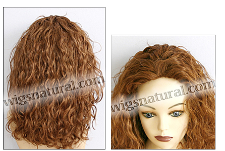 Human hair wig MTH3009, color #30, Magic Touch Collection