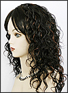 Human hair wig Haley, Magic Touch Collection Wig, color FS1Bx33