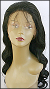 Silk Top Full lace wig, Injection full lace wig, Hidden knots full lace wig, Indian Remy hair, WNST-BodyWave-1B-24, In stock