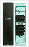 Virgin Remi Hair Weave, INDIREMI collection, style Soul Wave REMI 12�, color #2