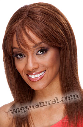 Human hair wig HM MEGAN, SEPIA Wig Collection