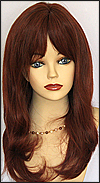 Human hair wig HM MEGAN, SEPIA Wig Collection, color #33