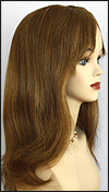 Human hair wig HM MEGAN, SEPIA Wig Collection, color #6