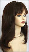 Human hair wig HM MEGAN, SEPIA Wig Collection, color #4
