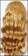 Silk top full lace wig, or Full lace wig, Virgin European hair, virgin Brazilian hair, or virgin Asian hair, style VW-MGBlond-bodyWave-M14x26-24