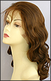 Silk top full lace wig, or Full lace wig, Virgin European hair, virgin Brazilian hair, or virgin Asian hair, style VW-GAuburn-BodyCurl-7HL22-20