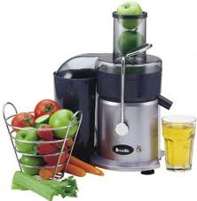 Breville Juice Fountain Plus JE98XL Juicer