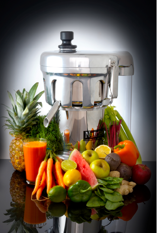 Nutrifaster N450 Commercial Juicer Low Price Guarantee