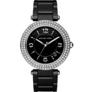 Michael Kors Watch Women's Black Ceramic Strap MK5309