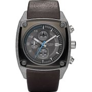 Diesel Men's Gunmetal Bezel Watch DZ4176
