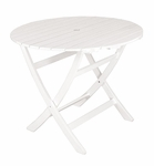 English Garden Table - White
