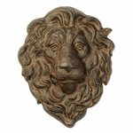 Lion's Face Frieze