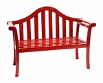 Children's Camelback Bench