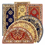 Oriental Hearth Rugs