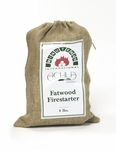 Fatwood Caddy Refill - 8 Lb Bag