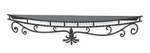 Mantel Shelf - Wrought Iron - 72""
