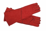Hearth Gloves - Large - Red