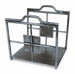 Wright Design Wood Holder - Graphite