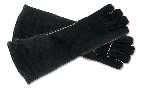Hearth Gloves - Large - Black