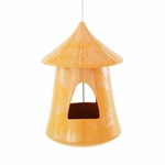 Chickee Bird Feeder Orange