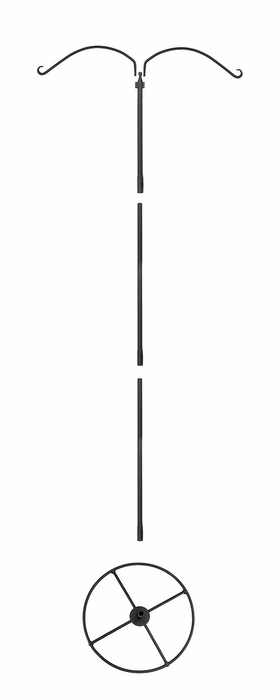7' Patio Birding Pole Kit