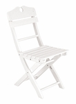 English Garden Chair - White