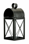 Travis House Lantern - Black
